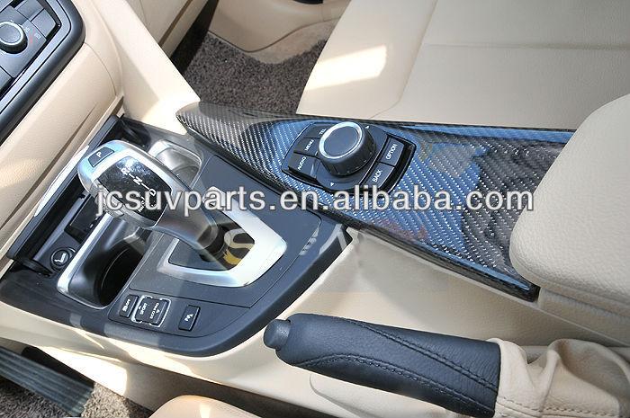 Top qualit voiture en fiber de carbone int rieur garniture moulding pour bmw - Deco interieur voiture ...