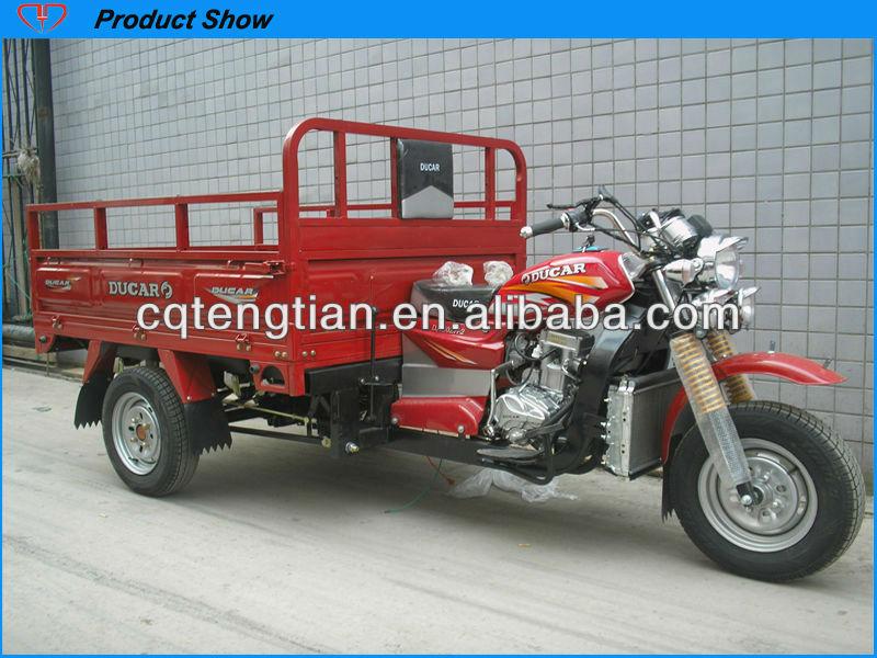 Chongqing cargo trailer motorcycle sale
