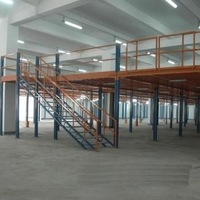 Складское оборудование The best price of Rack Mezzanine, Mezzanine Platform, Rack Floor, Warehouse Rack