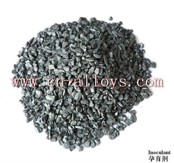 Inoculants Spheroidal graphite cast iron