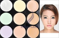 2012 Free shipping 15 Color New Professional Makeup Concealer Camouflage Palette
