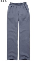 Мужские штаны Recommendation, men's autumn and winter pants, casual trousers, thickened men's wear KTH01 M-4XL Asian size