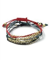 Браслет Trend jewelry Women Cord Bracelet Mixed colors MOQ 10USD