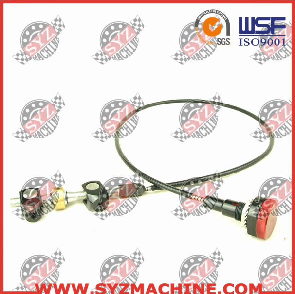 SYZ Remote Brake Bias Adjustment Cable Assembly
