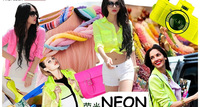Женские блузки и Рубашки New Fashion Neon Colors fluorescent color Shirts Women turn-down collar long-sleeve Sexy Blouse Lady Soild Slim Shirts