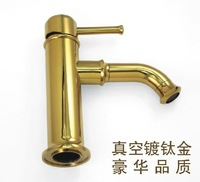 C2012 Style  golden  Antique Brass Sink Faucet  European archaize faucet/archaize leading/all the