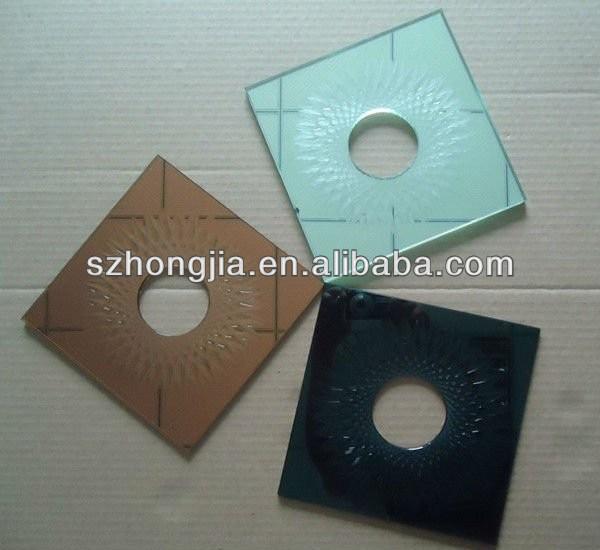 D coration meubles miroir concave miroir convexe en verre for Miroir concave et convexe