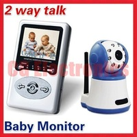 Радионяня 2.4G Wireless Baby Monitor with 2.4 inch LCD Receiver / 2-way Talk