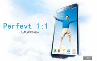 "Мобильный телефон new 2013 6"" IPS original quad core android mega i9200 phone 1:1 mtk6589 mobile phone highscreen cell phones unlocked smartphone"