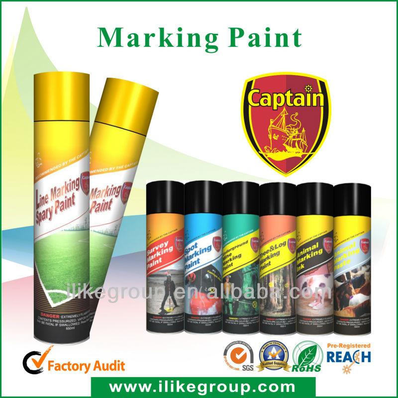 Captain Line Marking Spray Paint