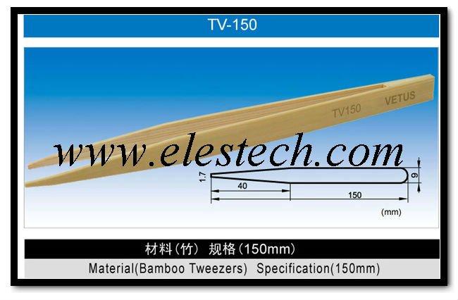 TS-15 Zirconia Ceramics Tweezers