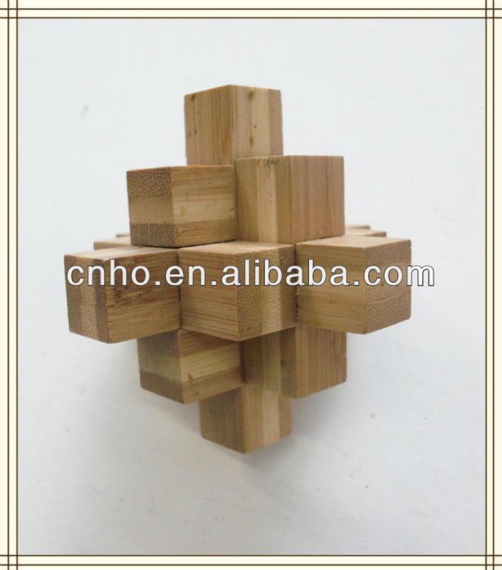 3d Wooden Cube Puzzles 3d Wooden Cube Puzzle