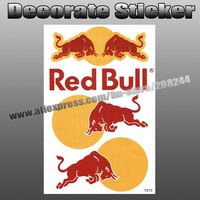 Wholesale Free Ship Sport Motor Bike Speed Motorcycle Sticker Car Decal DE039