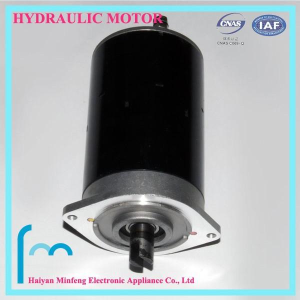 Hydraulic unit 12v hydraulic pump motor for 12 volt hydraulic pump motor
