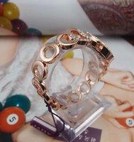Наручные часы Rose Gold Sparkling crystal lady's fashion watch, wrist watch, AOY51072