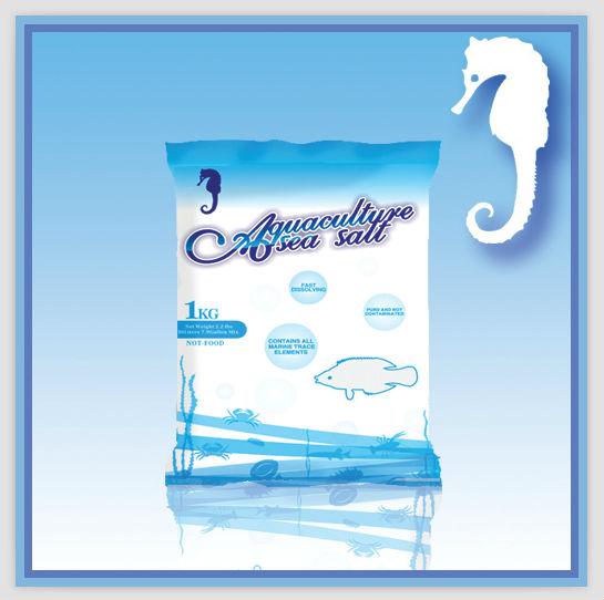 Высокое качество аквакультуры морская соль для живого омара / креветки