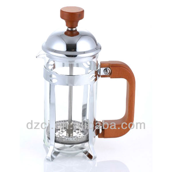 French Press Coffee Maker Assembly : French Press Assembly images