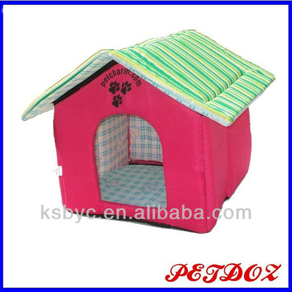 Dog House With Porch