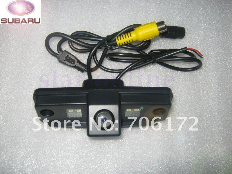 Special Car Rear View Reverse backup rearview parking Camera for SUBARU Forester & SUBARU Impreza Sedan