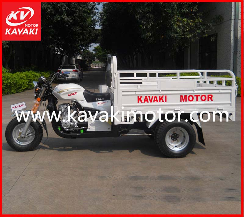 Wholesale/manufacturer supply Guangzhou's best selling model three wheeled/ cars/motorcycles/trikes KV200ZH-B