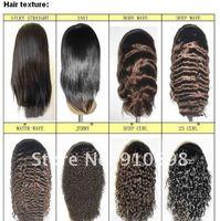 Вьющиеся передние парики