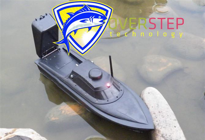 Радио катер для рыбалки 15