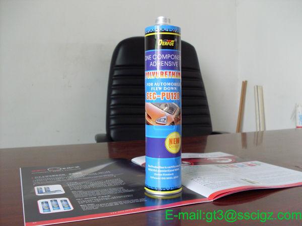 windshield&windscreen polyurethane adhesive sealant
