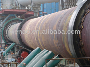 Superb quality professional lime rotary kiln
