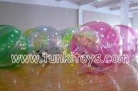 aqua ball / human hamster ball / running ball water