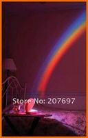 Различные праздничные принадлежности Портативный проектор Радуга лампы