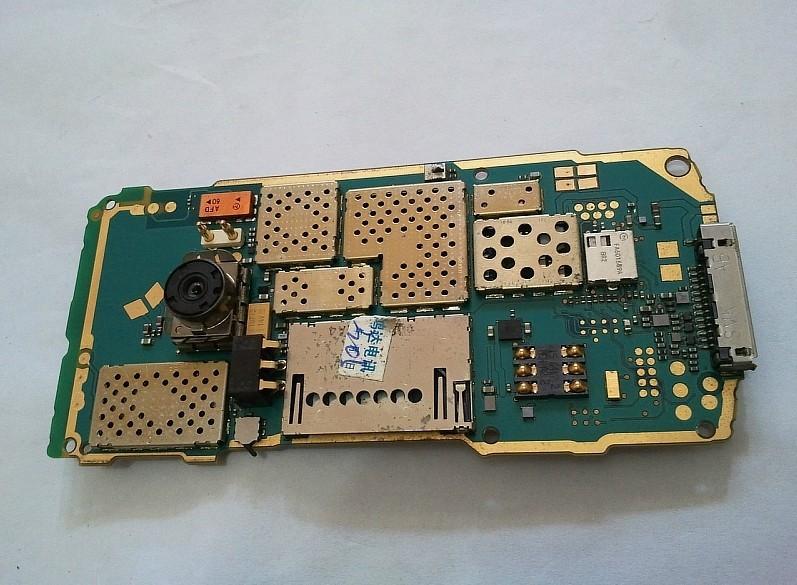 Микросхема для телефона 10PCS/LOT 100% Original Good quality board motherboard for Nokia N70 by DHL EMS