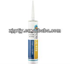 monocomponent acetic silicone sealant