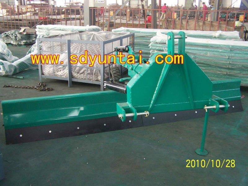 lamina traseira hidraulica