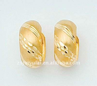 new imitation jewelry of fashion basketball wives earrings