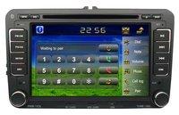 Best price !best quality ! 7 inch Car Video with GPS for Volkswagen Passat GOLF POLO PASSAT CC JETTA TIGUAN TOURAN EOS Caddy