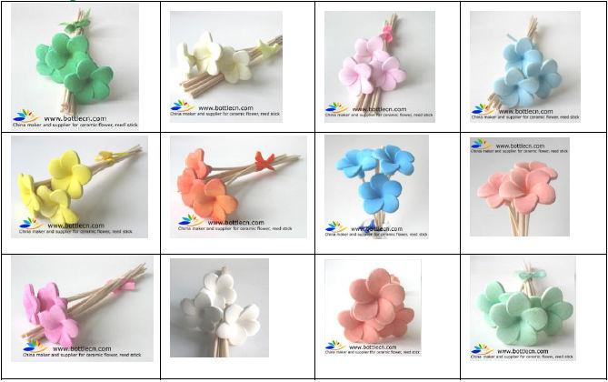 ceramic flower rattan reed stick.jpg