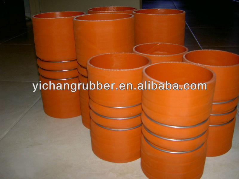 High performance automotive radiator silicone rubber hose