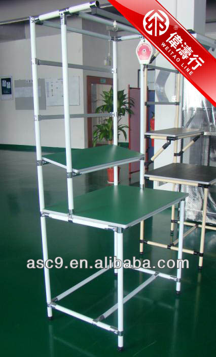 production line working table for electronic industry