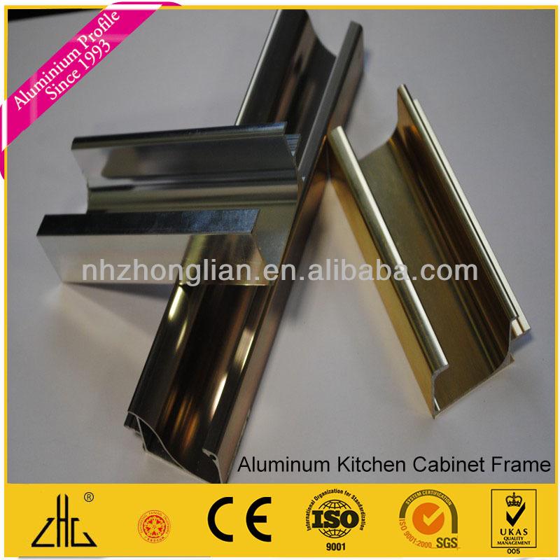 와우!! 알루미늄 프로파일 주방 핸들/ 알루미늄 압출 프로파일 ...