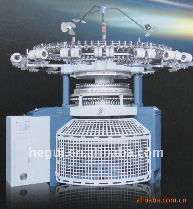2015 circular jacquard knitting machine