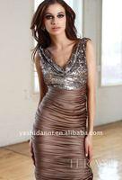 Коктейльное платье shoulder straps above-knee cocktail dress