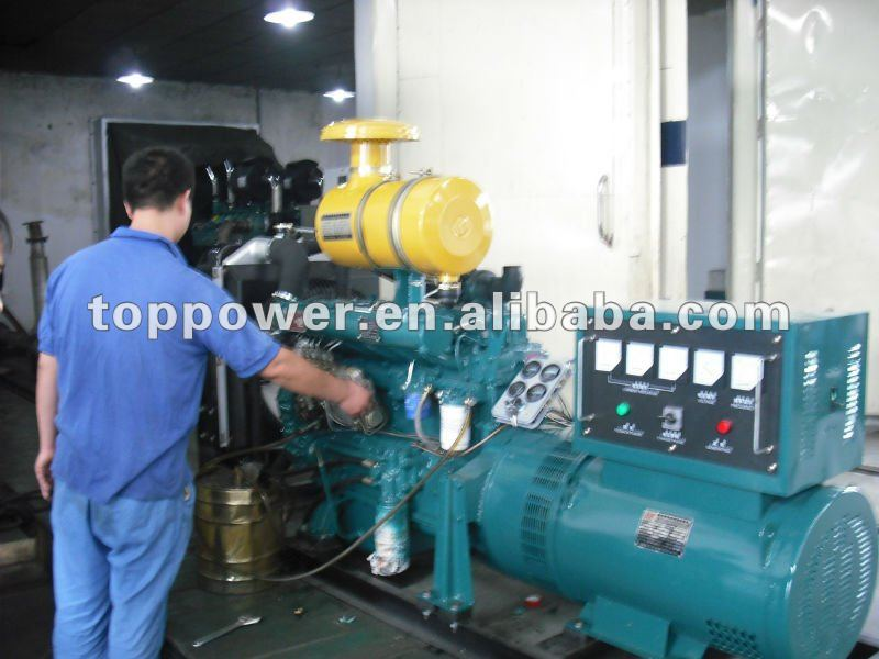 MITSUBISHI Diesel Generator Set 660-2250kVA With Electric Governor