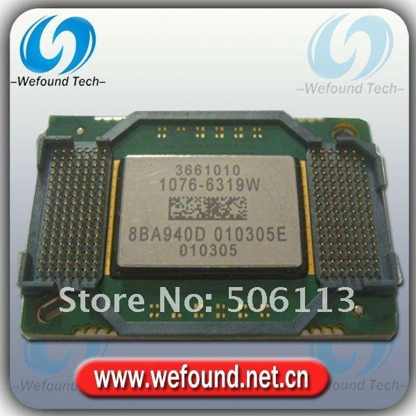 Wholesale original DMD chip 1076-6318W 1076 6318W 1076-6319W 1076 6319W for many projectors