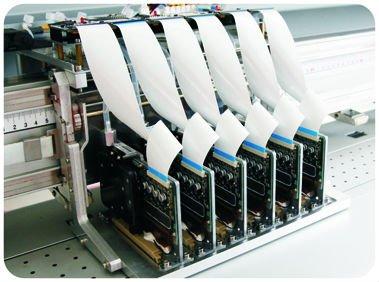 Challenger / INFINITI Digital Printer FY-3206G with Seiko Printhead