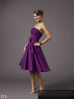 Платье для подружки невесты Aline Knee-length Bridesmaid Dresses In Stock All Sizes The bride dress bridesmaid dresses