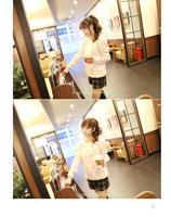 Леггинсы для беременных Maternity Care For Pregnant Women Pregnant Belly Pants Shorts Spring And Autumn Korean Woolen 1510YLY
