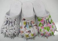 Женские кроксы 2012 hot sale womens clogs EVA clogs EVA slipper retail