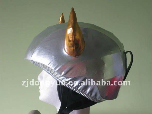 Ski Helmet Horns Ski Helmet Cover With Horns in