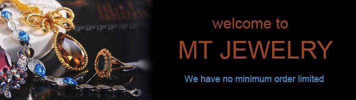 MT ювелирные изделия Мода аксессуары серьги ювелирные изделия клип