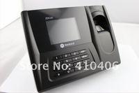 "Прибор записи посещаемости по отпечаткам пальцев 2.8"" Color display Biometric Attendance Fingerprint Recorder w/Time Clock"